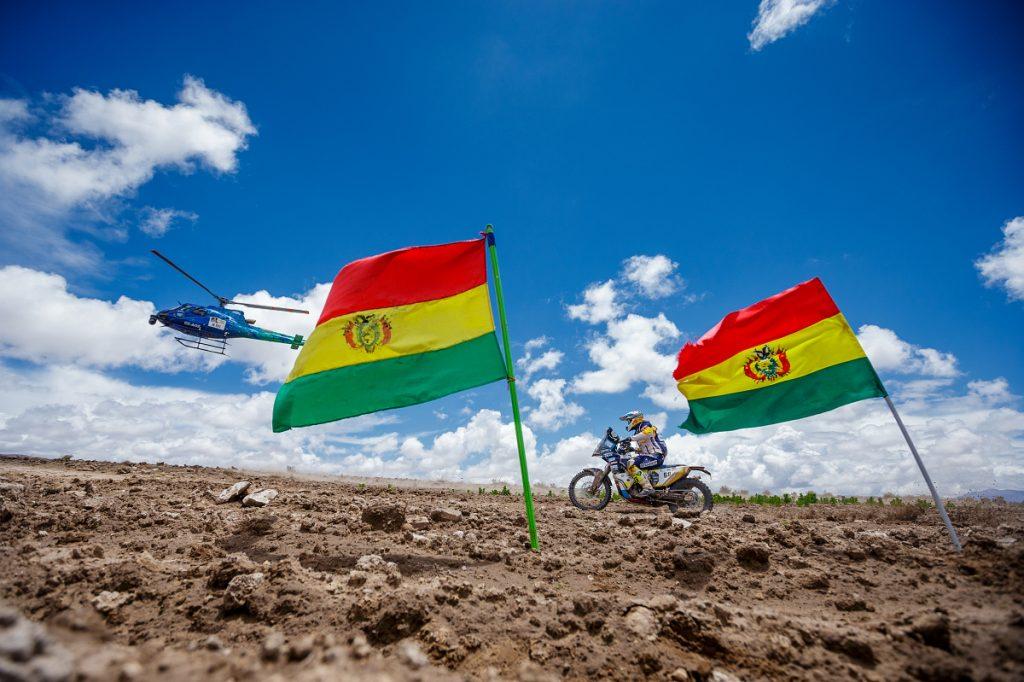 Naaranžoval jsem si vlajky